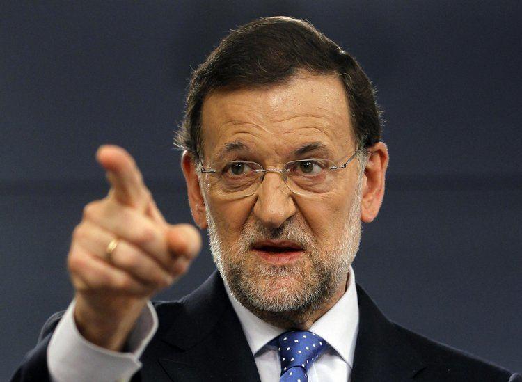 Mariano Rajoy MarianoRajoyREUTERSARAIMA2012080301121jpg