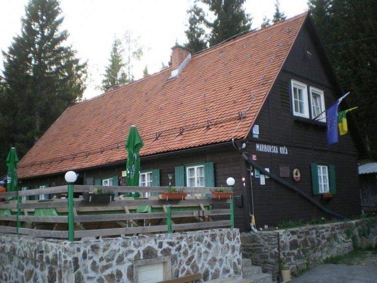 Maribor Lodge httpswwwpzssijavnopostojankemariborskakoc