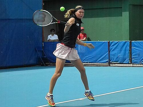 Marie Bouzková esk tenisov svaz