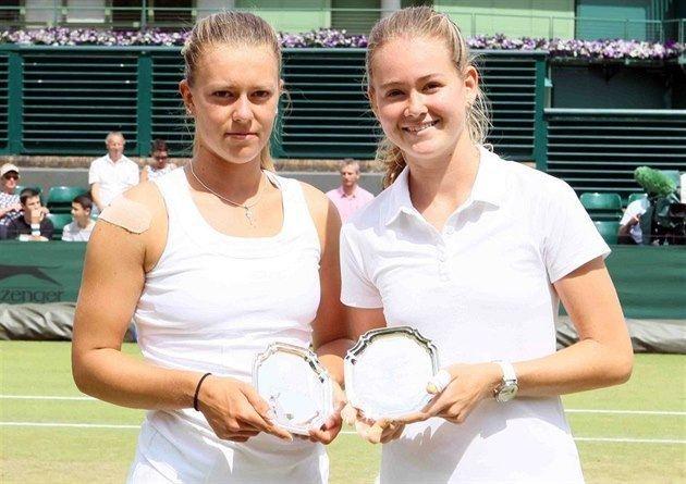 Marie Bouzková Mlem odjela pak si esk tenisov nadje uhrla bl s Djokoviem