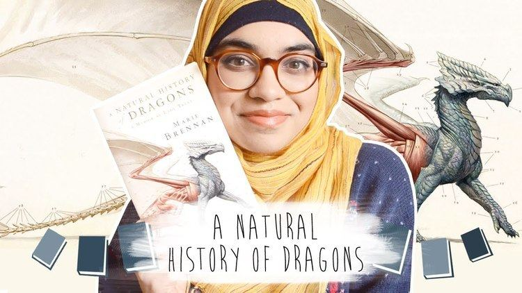 Marie Brennan a Natural History of Dragons by Marie Brennan Book Review YouTube