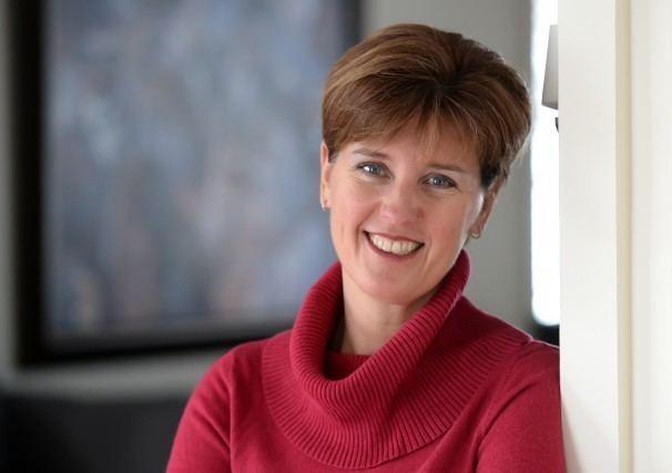 Marie-Claude Bibeau La conjointe du maire candidate du PLC Jacynthe Nadeau
