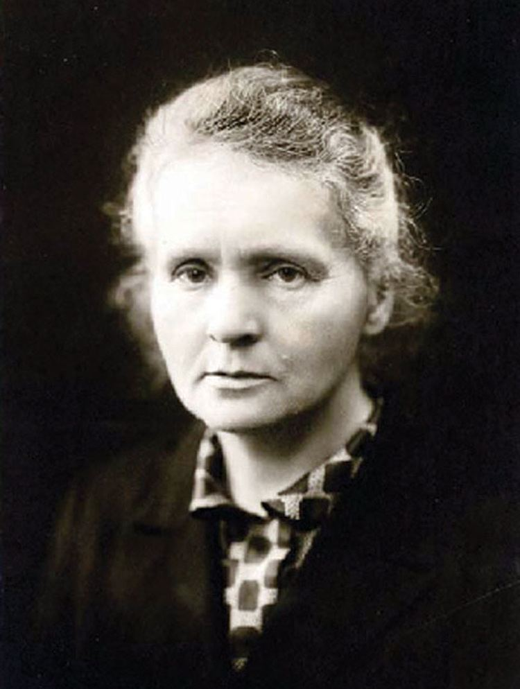 Marie Curie Marie Curie Wikipedia the free encyclopedia
