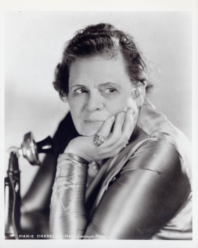 Marie Dressler 012 DRESSLER Looking for Mabel Normand