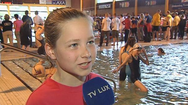Marie Gaspard Marie Gaspard CN Bastogne TV Lux