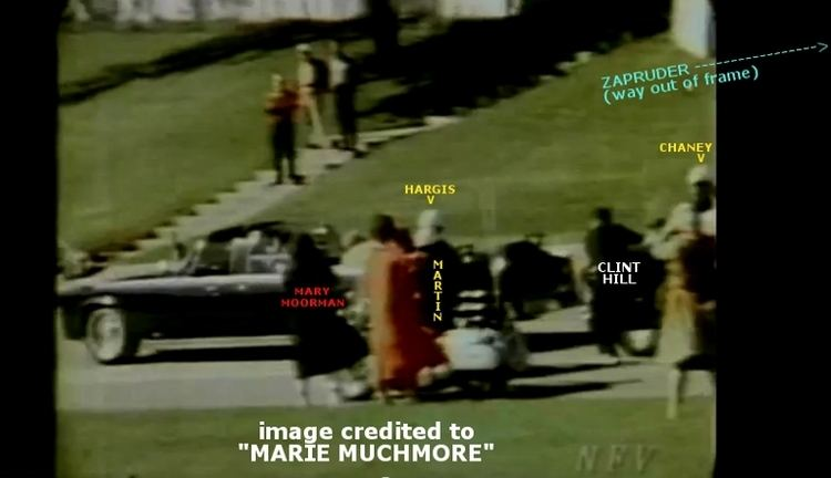 Marie Muchmore View topic JFK Zapruder a proven fake Cluesforuminfo
