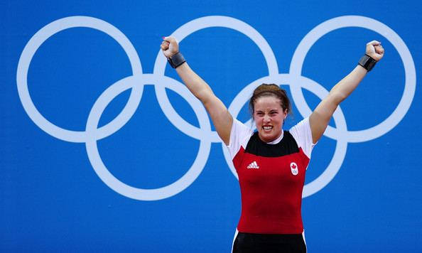 Marie-Ève Beauchemin-Nadeau MarieEve BeaucheminNadeau Pictures Olympics Day 5 Weightlifting