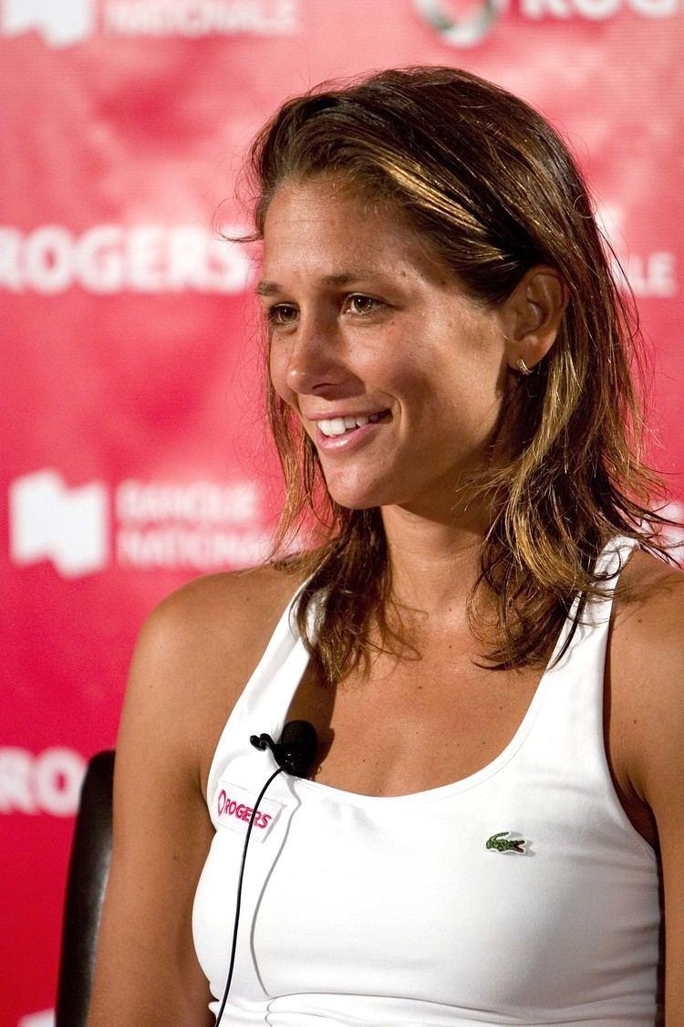 Marie-Ève Pelletier Tennis la retraite a sonn pour Marieve Pelletier