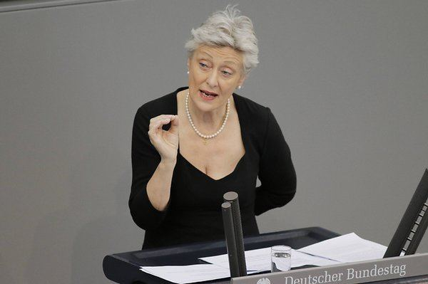 Marieluise Beck Kolumne Falsche Freunde der Ukraine Meinung Berliner