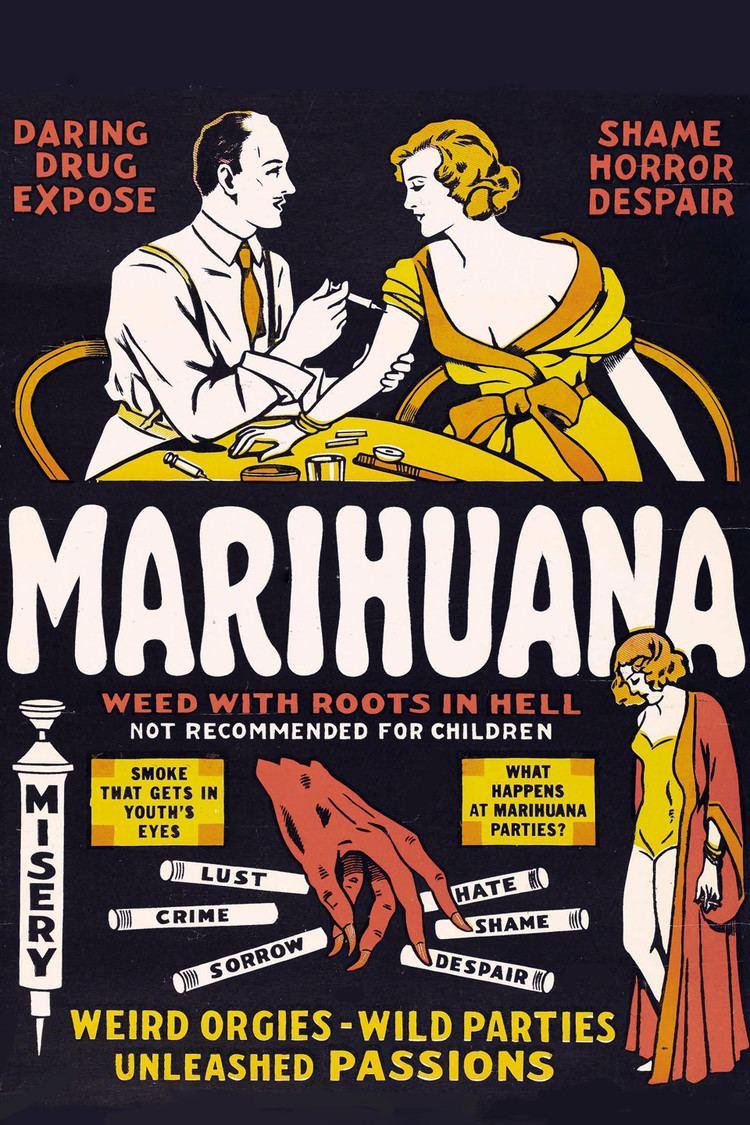 Marihuana (film) wwwgstaticcomtvthumbmovieposters10233p10233