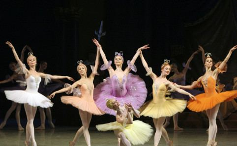 Mariinsky Ballet Mariinsky Ballet at Royal Opera House Dance Time Out London