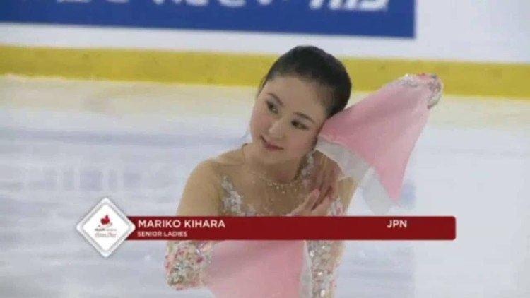 Mariko Kihara Mariko KIHARA SP 2016 Autumn Classic International HD
