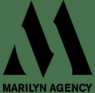 Marilyn Agency wwwmarilynagencycomassetsimglogolargepng