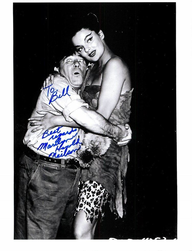 Marilyn Hanold Bills Blog Marilyn Hanold From Stooges Amazon to Playboy Playmate