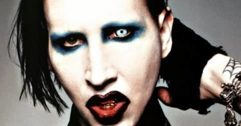 Marilyn Manson (band) 15 Pictures of Young Marilyn Manson As A Child