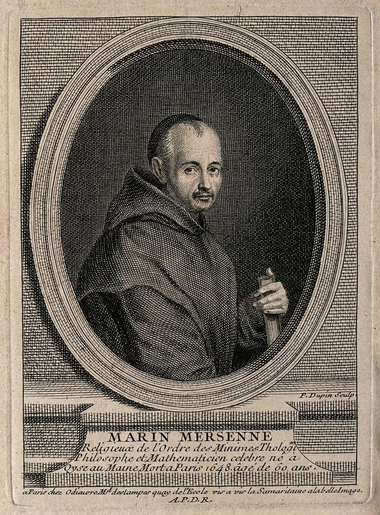 Marin Mersenne Marin Mersenne A Priest at the Heart of the Scientific