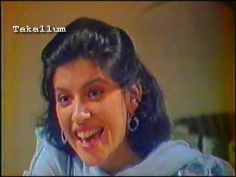 Marina Khan Show TimeMarina Khan amp Behroz SabzwariPTV classic YouTube