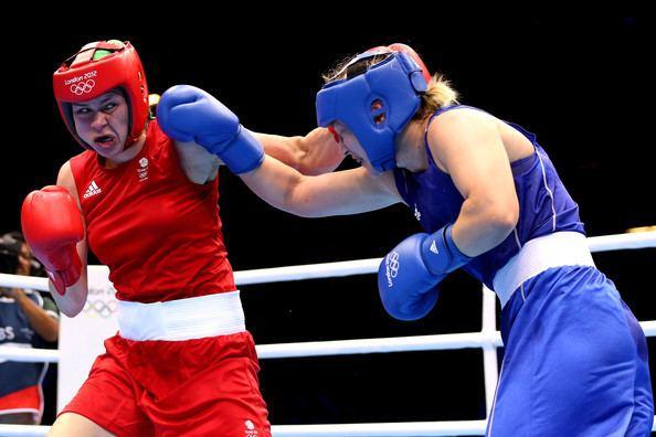 Marina Volnova Marina Volnova Photos Olympics Day 10 Boxing Zimbio