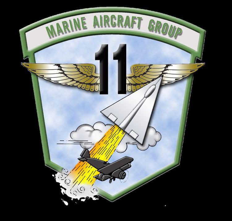 Marine Aircraft Group 11