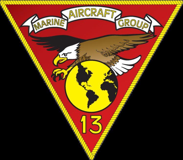 Marine Aircraft Group 13