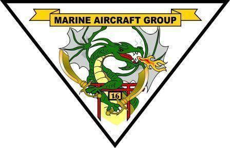 Marine Aircraft Group 16