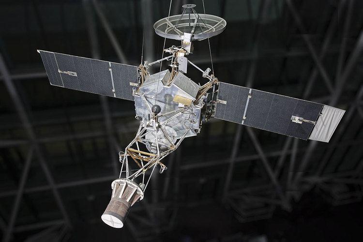 Mariner 2 Mariner 2 Time and Navigation