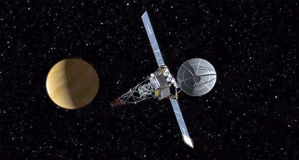 Mariner 2 Mariner Missions ThingLink