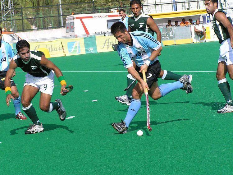 Mario Almada (field hockey)