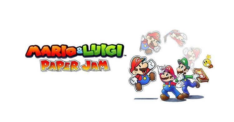 Mario And Luigi Paper Jam Alchetron The Free Social Encyclopedia