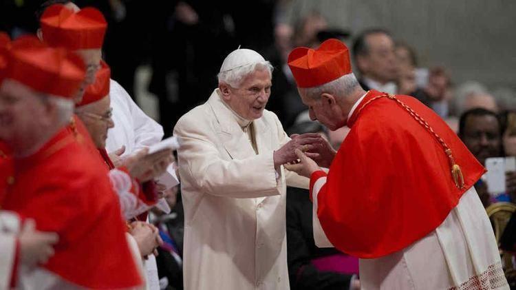 Mario Aurelio Poli Mario Poli designado cardenal por el papa Francisco La