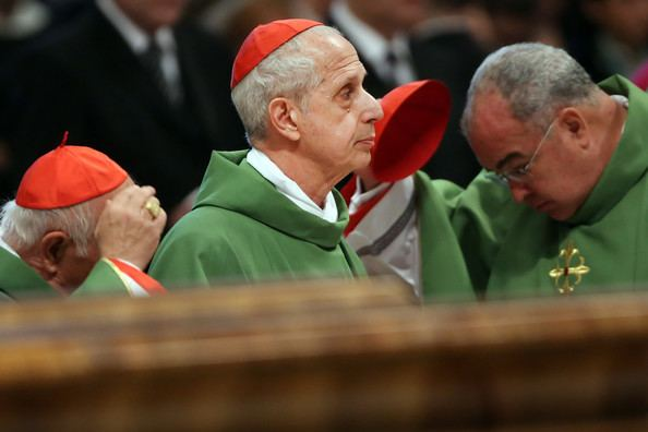 Mario Aurelio Poli Mario Aurelio Poli in Pope Francis Attends A Mass With Newly