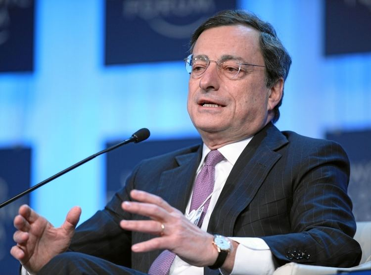 Mario Draghi Mario Draghi Wikipedia the free encyclopedia