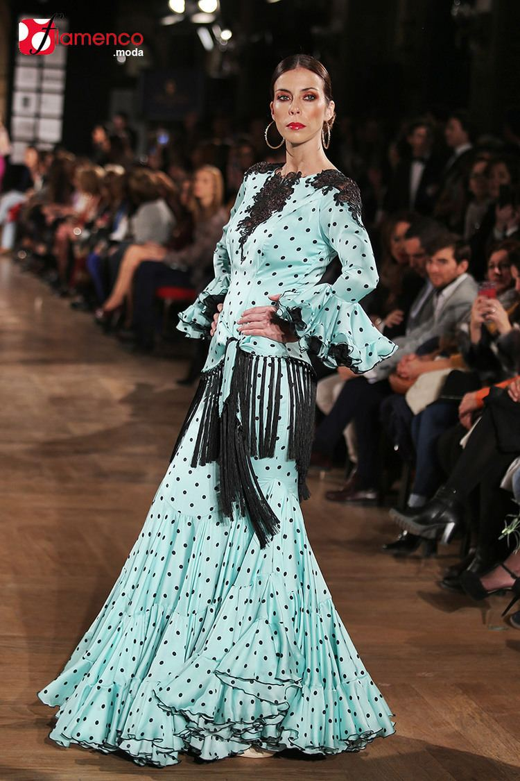 Mario Gallardo Mario Gallardo Caprichosa We Love Flamenco 2016 Moda Flamenca