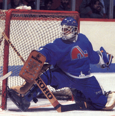 Mario Gosselin (ice hockey) The Strangest One Of All Absurd Goalie Monday Mario Gosselin
