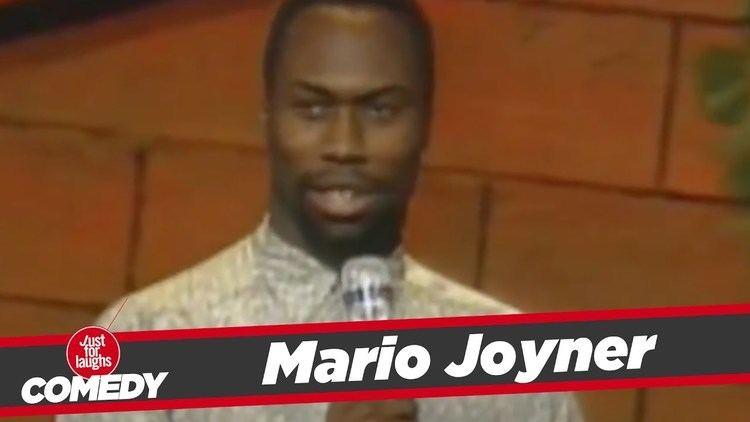 Mario Joyner Mario Joyner Stand Up 1991 YouTube