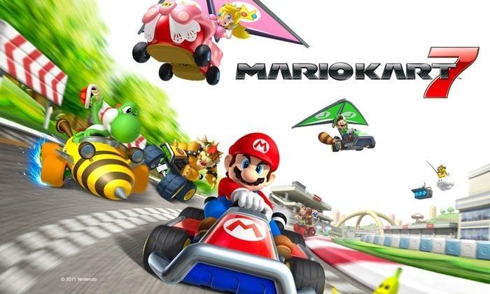 Mario Kart 7 Alchetron The Free Social Encyclopedia