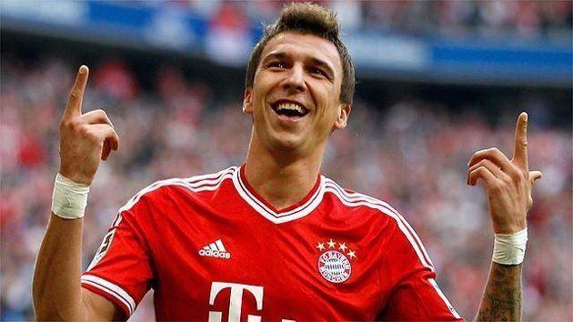 Mario Mandzukic Mario Manduki Unfairly being written off at Bayern