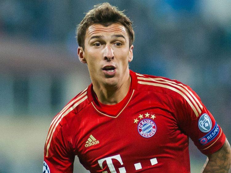 Mario Mandžukić Mario Mandzukic Croatia Player Profile Sky Sports Football