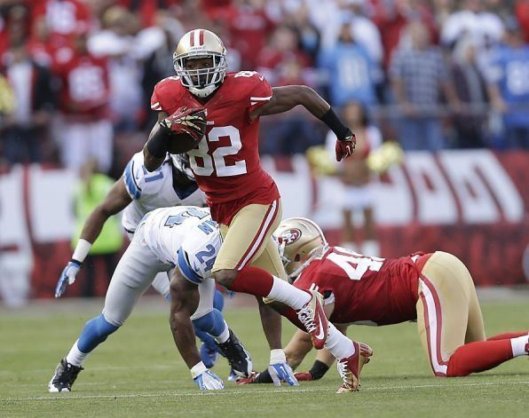 Mario Manningham WR Manningham among group poised to make practice debut