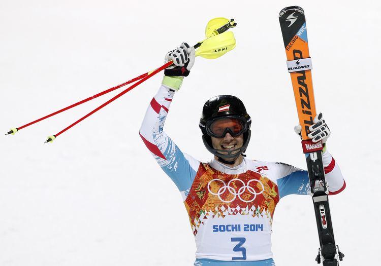 Mario Matt Mario Matt of Austria wins Olympic slalom Yahoo News