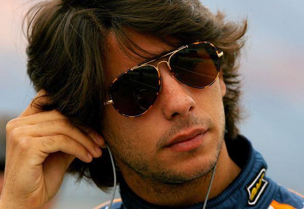 Mario Moraes PEAK Antifreeze and Motor Oil Indy 300 Qualifying and