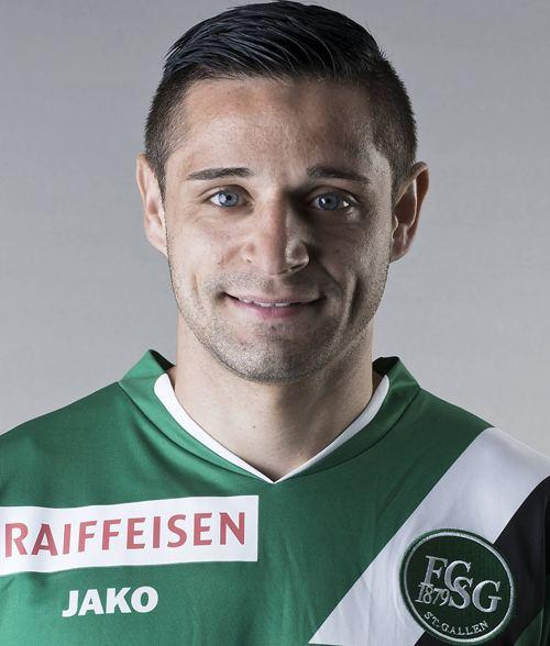 Mario Mutsch Mario Mutsch FC St Gallen Europa League alle