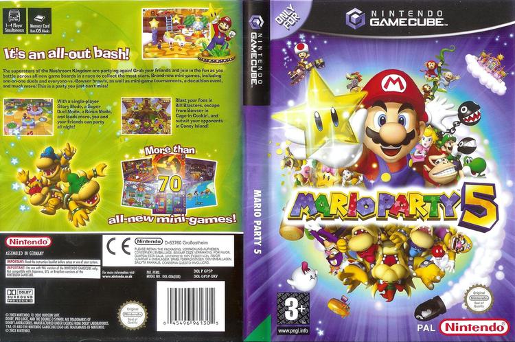 Mario Party 5 Alchetron The Free Social Encyclopedia