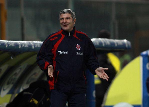 Mario Somma Mario Somma Pictures Reggina Calcio v US Triestina