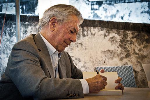 Mario Vargas Llosa Mario Vargas Llosa Photo Gallery