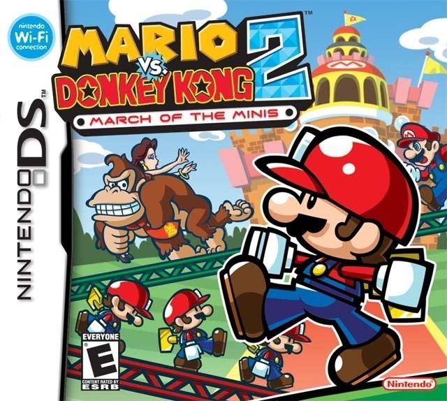 Mario vs  Donkey Kong - Alchetron, The Free Social Encyclopedia