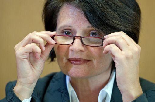 Marion Schick ExLandesministerin Telekom beruft Marion Schick in