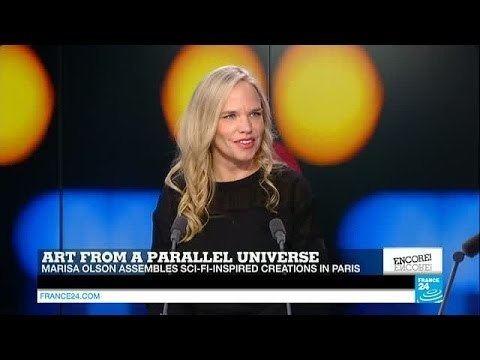 Marisa Olson Marisa Olson39s parallel universe YouTube