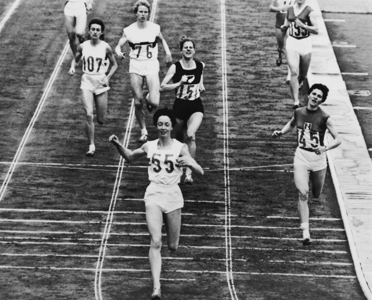 Marise Chamberlain Marise Chamberlain New Zealand Olympic Team