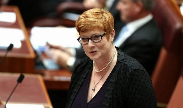 Marise Payne Malcolm Turnbull39s cabinet Marise Payne first woman